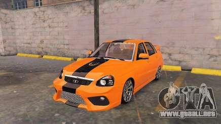 Lada Priora De Optimización para GTA 5