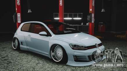 Vw Golf GTI Pandem mk7 para GTA 5