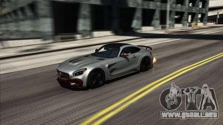 Mercedes AMG GT S Mansory para GTA 5