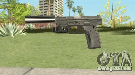Wolfram P2K Silenced (007 Nightfire) para GTA San Andreas