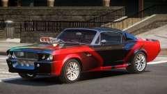 Shelby GT500 V2.1 PJ5 para GTA 4