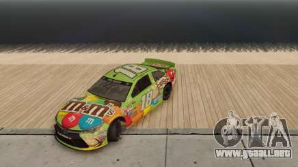 Toyota Camry Nascar para GTA San Andreas