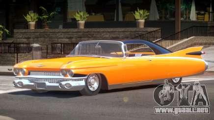 Cadillac Eldorado V1.0 para GTA 4