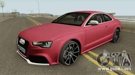 Audi RS5 Coupe Typ 8T 2014 para GTA San Andreas