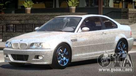 BMW M3 E46 GT PJ2 para GTA 4