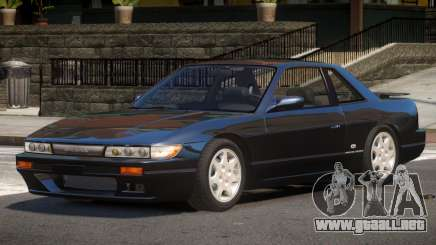 1992 Nissan Silvia S13 para GTA 4