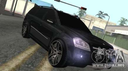 Mercedes-Benz GL500 4matic para GTA San Andreas