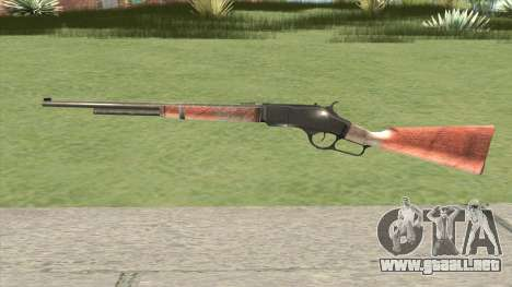 Rifle (HD) para GTA San Andreas