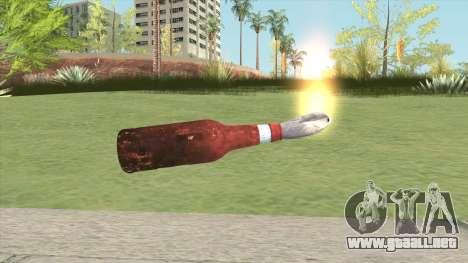 Molotov Cocktail (HD) para GTA San Andreas