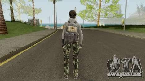 Engineer (Alone In The Dark: Illumination) para GTA San Andreas