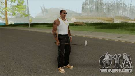 Golf Club (HD) para GTA San Andreas
