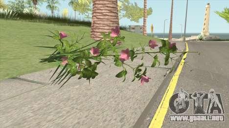 Flowers (HD) para GTA San Andreas