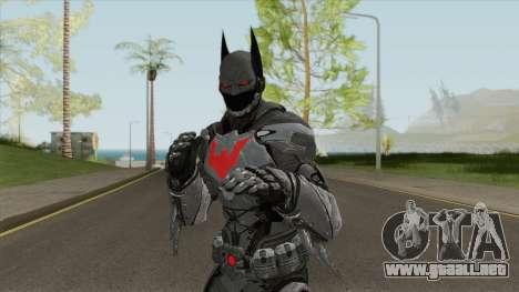 Batman Beyond (Batman: Arkham Knight) para GTA San Andreas