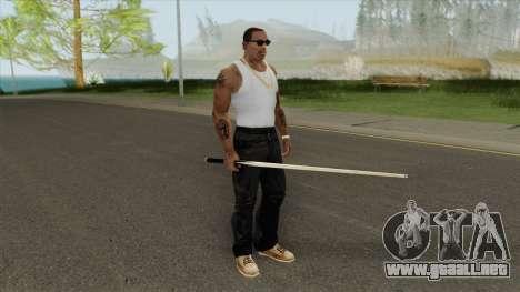 Pool Cue (HD) para GTA San Andreas