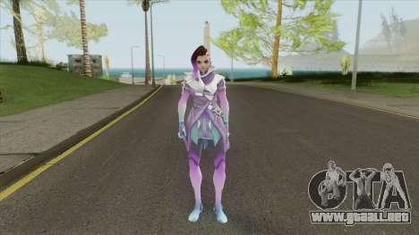 Sombra (Overwatch) para GTA San Andreas