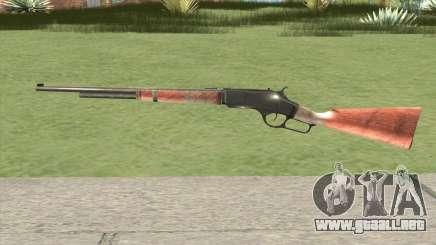 Rifle (HD) para GTA San Andreas