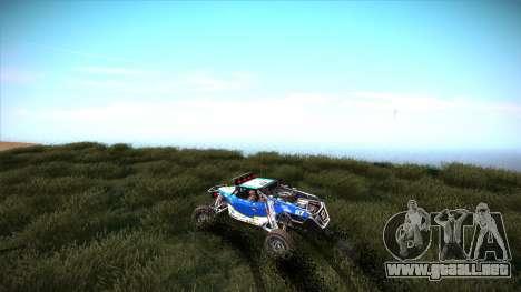 Bloques para crear la superficie para GTA San Andreas
