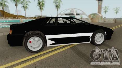 Ocelot Ardent GTA V para GTA San Andreas