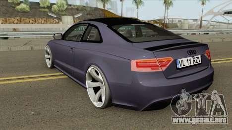 Audi RS5 HQ para GTA San Andreas