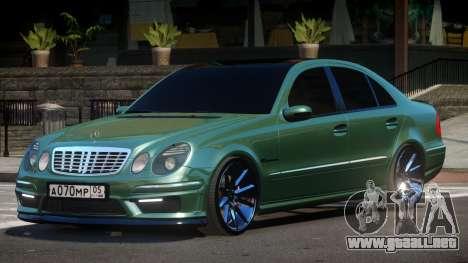 Mercedes Benz E55 W211 para GTA 4