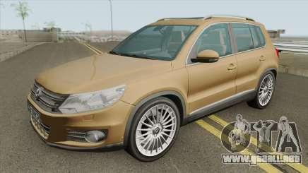 Volkswagen Tiguan 2012 (HQ) para GTA San Andreas
