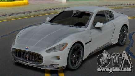 2008 Maserati GranTurismo MC S Line para GTA San Andreas