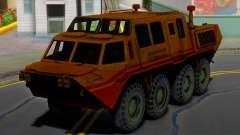El GAZ 59037 - AAA