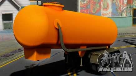 Remolque camión de Cemento TC-12 para GTA San Andreas