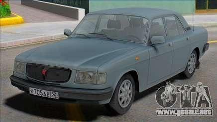Gaz Volga 3110 1997 para GTA San Andreas