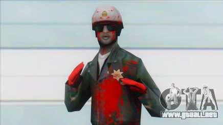 Zombie lapdm1 para GTA San Andreas