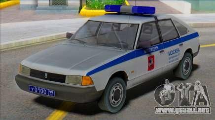 Moscovite 21418 St. para GTA San Andreas