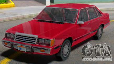 Ford LTD LX 1985 para GTA San Andreas