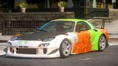 Mazda RX7 CPS PJ3 para GTA 4