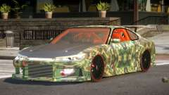 Nissan Silvia S15 RTS PJ1 para GTA 4
