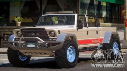Canis Kamacho L1 para GTA 4