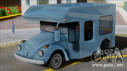 Volkswagen Beetle Autodom para GTA San Andreas