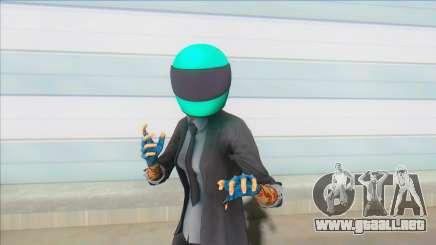PAYDAY 2 - Sydney With Biker Helmet para GTA San Andreas
