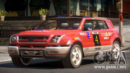 Bay Car from Trackmania United PJ4 para GTA 4