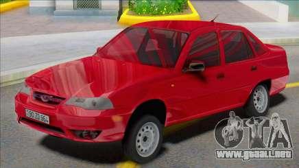 Daewoo Nexia AZ Plates 90-ZD-964 para GTA San Andreas