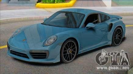 991 II Porsche Turbo para GTA San Andreas