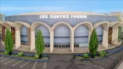 Mesh Smoothed Los Santos Forum para GTA San Andreas