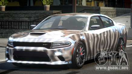 Dodge Charger BS Drift L4 para GTA 4