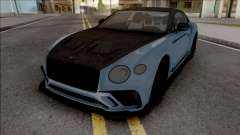 Bentley Continental GT Mansory HQ