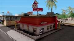 Jollibee Store Los Santos para GTA San Andreas