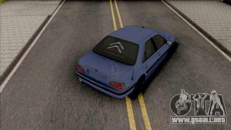 Peugeot Pars Shoti para GTA San Andreas