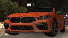 BMW M8 Competition F92 para GTA San Andreas