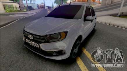 Lada Granta 2020 para GTA San Andreas