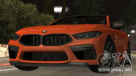 BMW M8 Competition F92 para GTA San Andreas