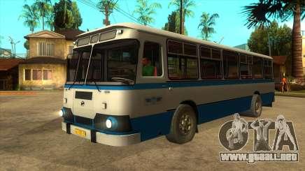 LiAz 677M Bus para GTA San Andreas