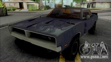 Dodge Charger RT 1969 from Forza Horizon para GTA San Andreas